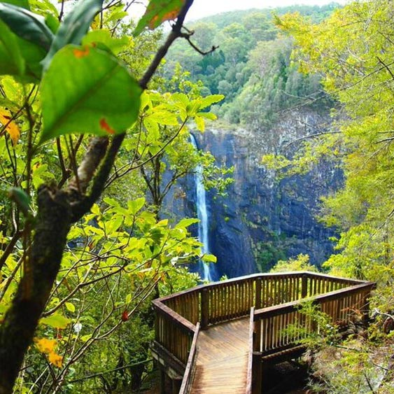 Ellenborough Falls